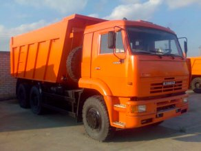 самосвал Камаз 25 тонн