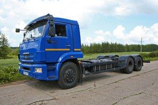 КАМАЗ-65117 в специальной