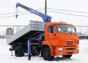Самосвал КамАЗ-43253 с
