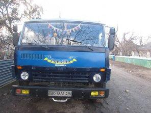 Б/у КамАЗ 5320