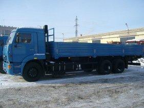 Камаз 65117 - Камский